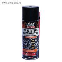 Очиститель карбюратора AVS AVK-025, 520 мл, аэрозоль