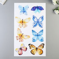 Наклейки Divino 'Бабочки' 30х50 см