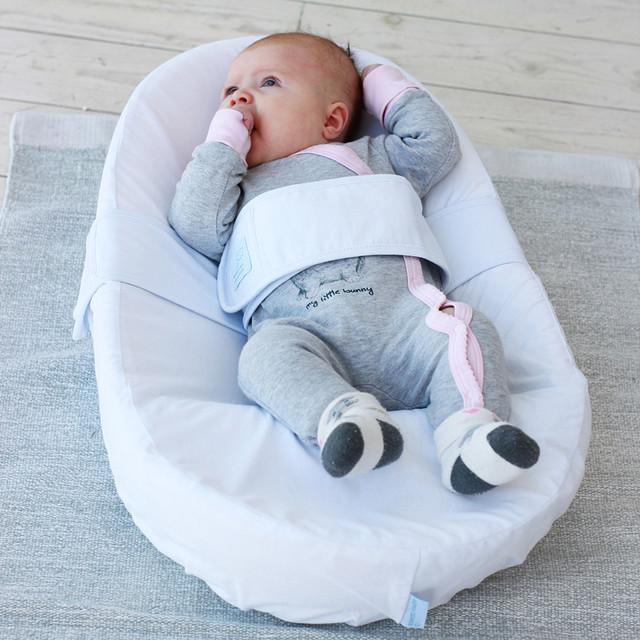 Матрас кокон для новорожденных