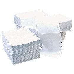 Бумага перфорированная 210 (2 000 листов, плотность бумаги 60-65 г/м2)