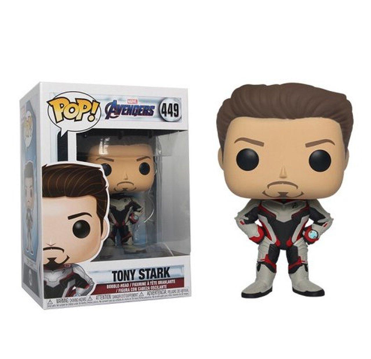 Funko Pop Тони Старк 449