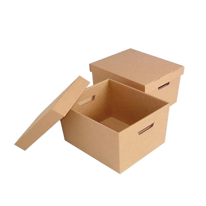 Коробки со съемной крышкой