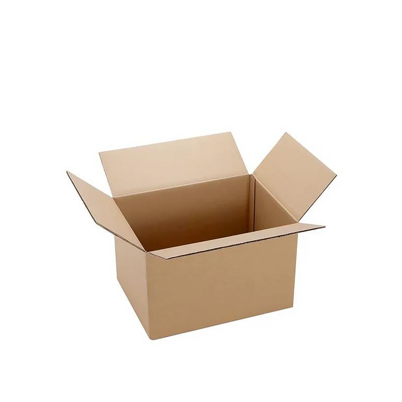 4-х клапанная картонная коробка