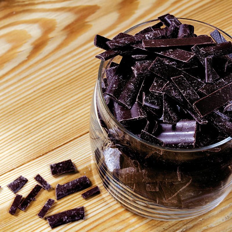 Глазурь шоколадная темная