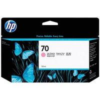 Картридж струйный HP 70 C9455A светло-пурпурный для HP DJ Z2100/Z3100 (130мл)