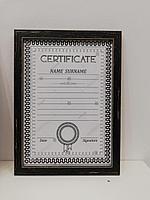 Рамка А4 прямая Прованс, стильные рамочки для фото