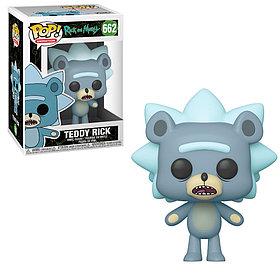 Funko Pop! Teddy Rick 662