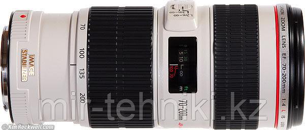 Объектив Canon EF 70-200mm f-4 L USM