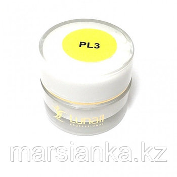 3D пластилин Lunail (PL3 светло желтый), 5гр