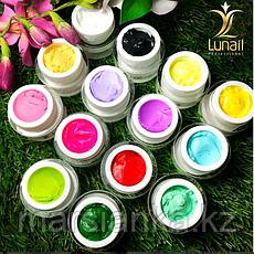 3D пластилин Lunail (PL3 светло желтый), 5гр, фото 3