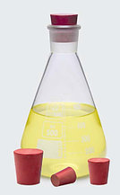 Пробка резиновая, d верха-92 мм, d основ-79 мм (уп.3 шт) (ISOLAB)