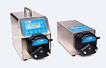 Насос-дозатор перистальтический, скорость потока 0,00011 - 480 мл/мин, вращение 0,1-100 об/мин