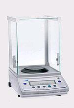 Весы аналитические НПВ 220г, d=0,1мг; внутренняя калибровка, платформа 90 мм