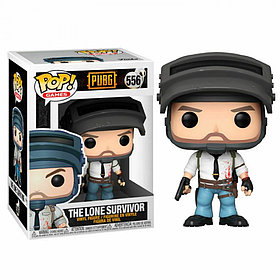 Funko Pop The Lone Survivor 556 PUBG