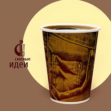 Изготовление бумажных стаканов с Вашим брендом, фото 2