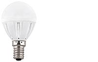 Ecola шар G45 E14 7W 2700K 4K 82x45 (кратно 4!) Light TF4W70ELC