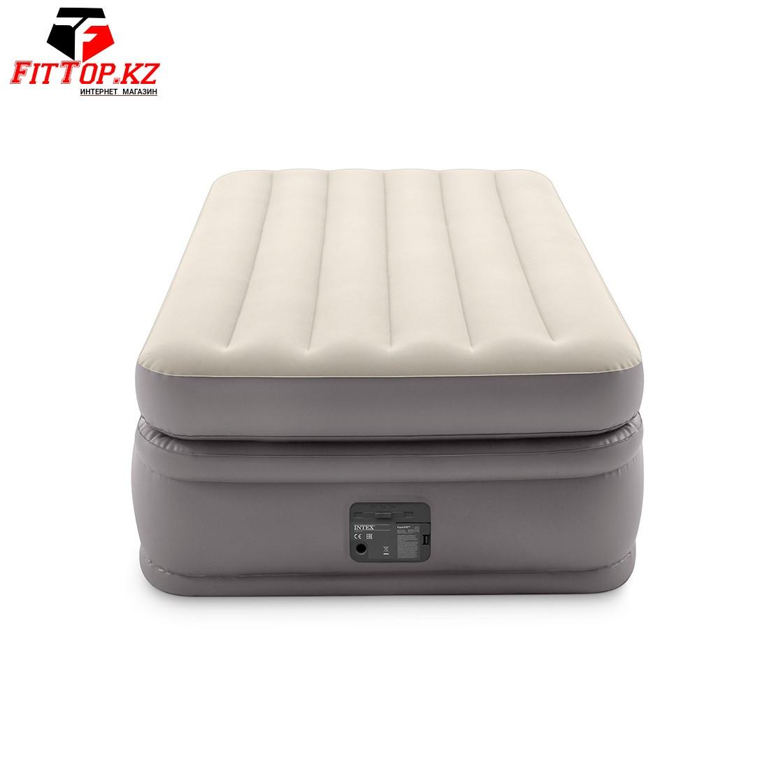 Матрас-кровать надувная Dura-Beam PLUS Intex 64162NP (191х99х51см)