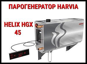 Парогенератор Harvia Helix HGX 45 c пультом управления
