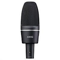 Студийный конденсаторный микрофон AKG C3000