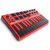 USB MIDI-клавиатура Akai Pro MPK MINI 2 RED