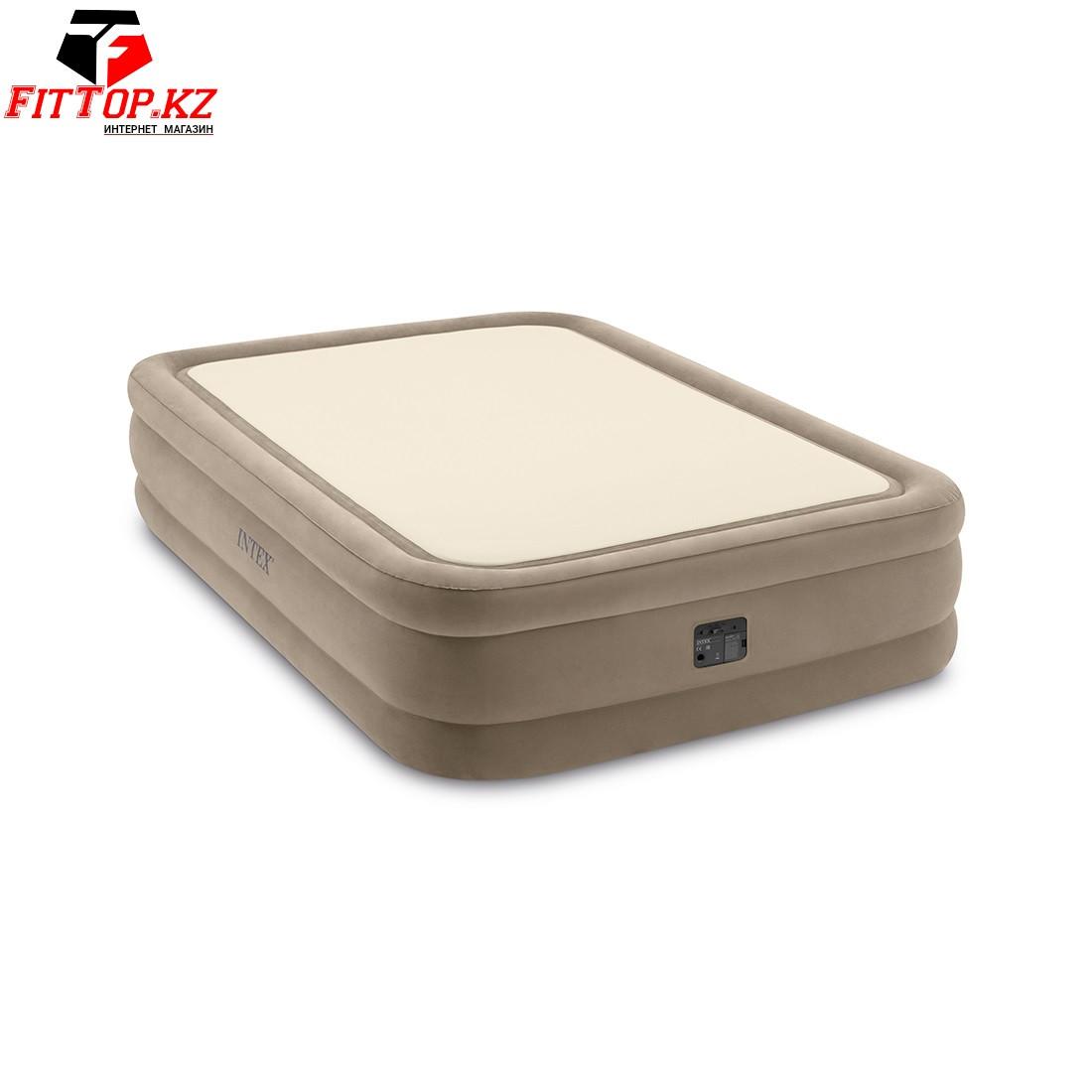 Матрас-кровать надувная Dura-Beam DELUXE, INTEX 64478NP(203х152х51см)