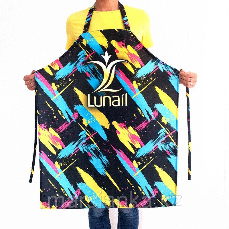 Фартук Lunail цветной с логотипом