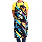 Фартук Lunail цветной с логотипом, фото 2