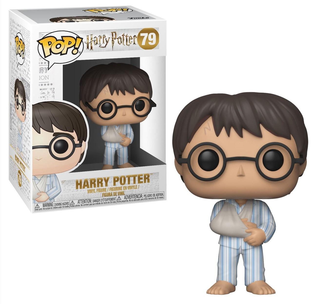 Funko Pop Гарри Поттер с перевязанной рукой