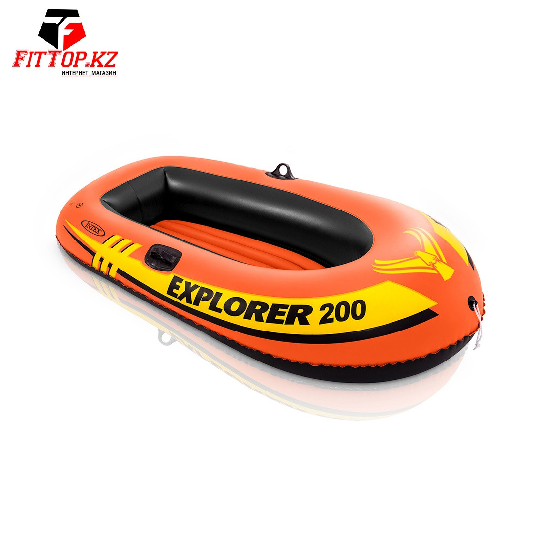 Лодка надувная Exlorer 200 (185х94 см) INTEX 58330NP 6+