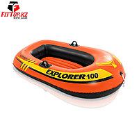 Лодка надувная Exlorer 100 (147х84 см) INTEX 58329NP