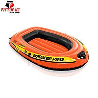 Лодка надувная Exlorer PRO 100 (160х94 см), INTEX 58355NP