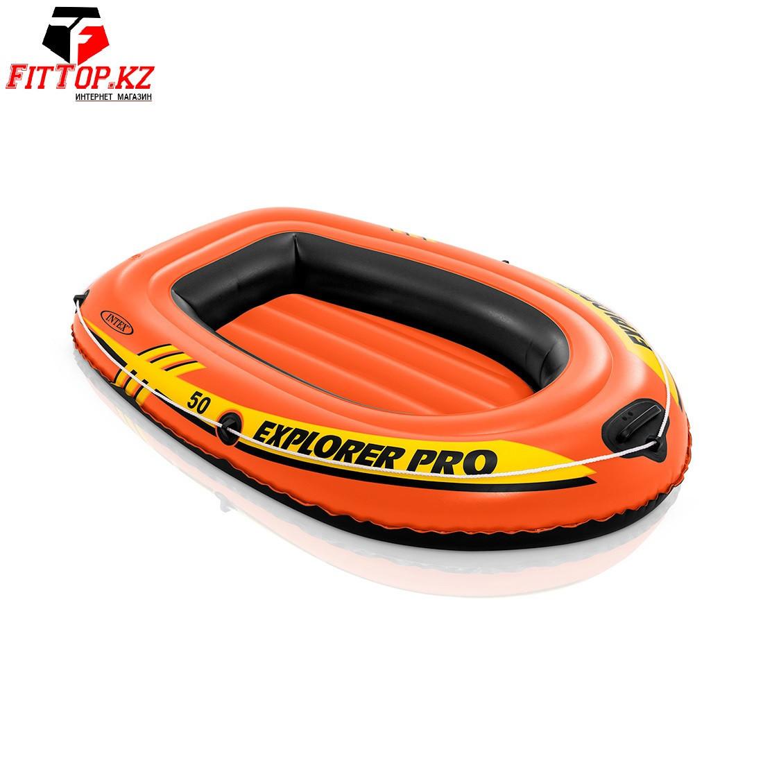 Лодка надувная Exlorer PRO 200 (196 х 102 см), INTEX 58356NP