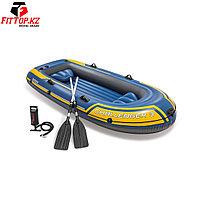 ЛодканадувнаяChallenger3 set(295х137см),INTEX68370NP