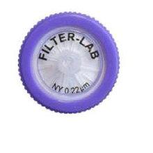 Фильтры шприцевые мембранные, 0,45 мкм, нестерильные (уп.100 шт) полиамидные