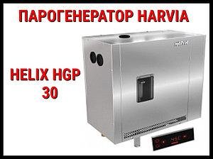 Парогенератор Harvia Helix Pro HGP 30 c автоматической промывкой