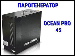 Парогенератор Ocean Pro 45 c автоматической промывкой