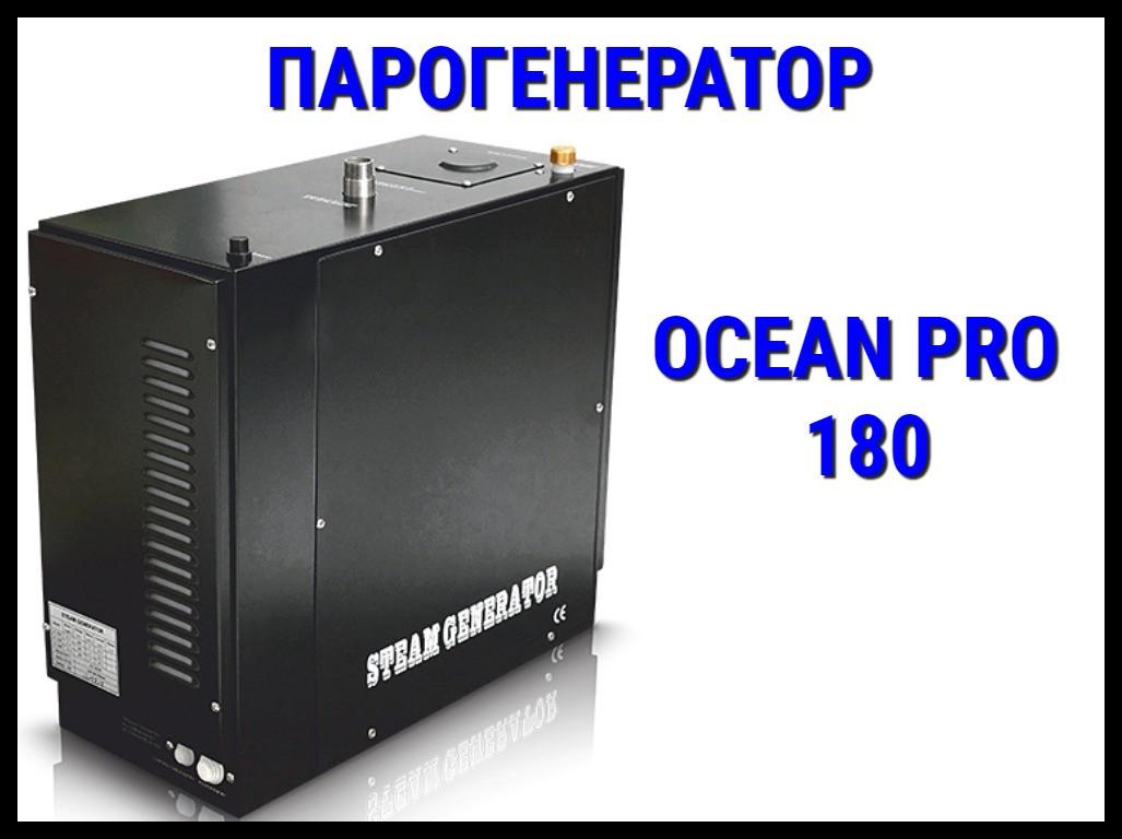 Парогенератор Ocean Pro 180 c автоматической промывкой