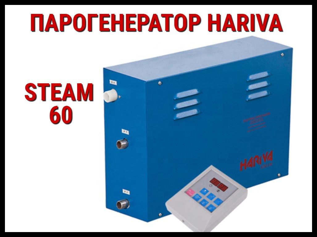 Парогенератор Hariva Steam 60 c пультом управления