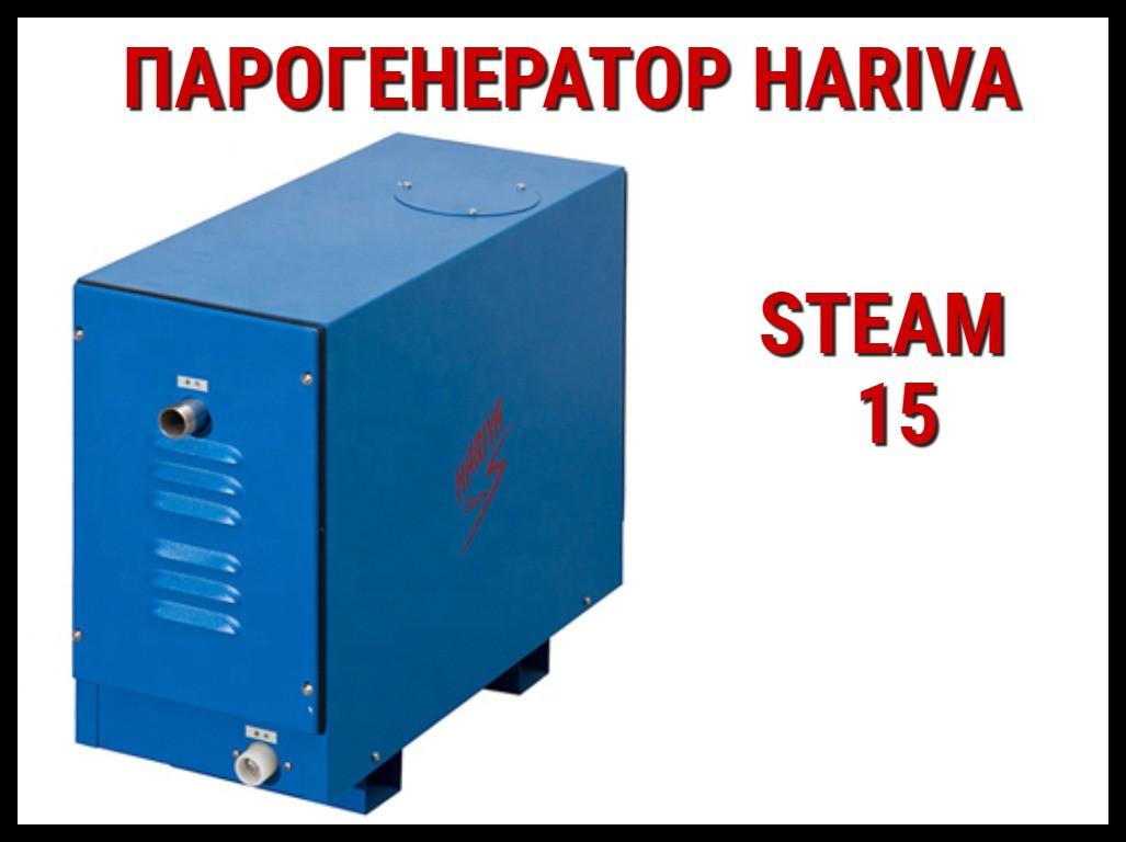 Парогенератор Hariva Steam 15 c пультом управления