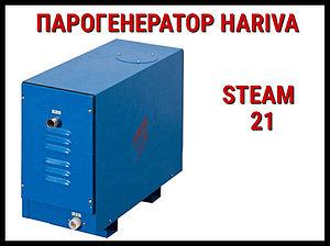 Парогенератор Hariva Steam 21 c пультом управления