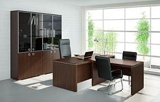 Мебель в кабинет руководителя UNITEX-BUSINESS