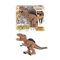 Динозавр Dinosaur Planet со светом и звуком