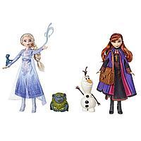 Игровой набор Холодное сердце Disney Frozen 2 с аксессуарами