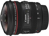 Объектив Canon EF 8-15mm f/4L Fisheye USM, фото 1