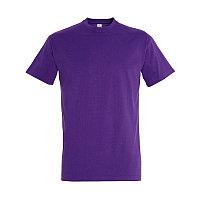 Футболка мужская IMPERIAL 190, Фиолетовый, XL, 711500.712 XL