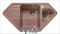 Кухонная мойка GranFest Corner GF-C950Е