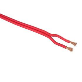 Кабель акустический AURA SCA-B250, блистер, 10 м, красный - фото 1