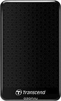 Transcend StoreJet 25A3 500GB, Black внешний жесткий диск (TS500GSJ25A3K)