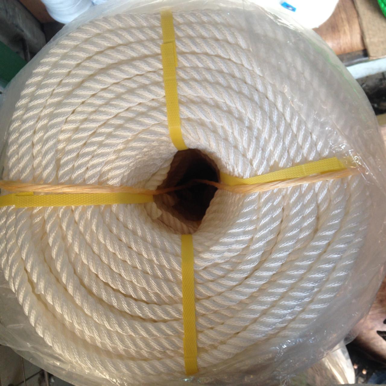 Веревка крученая 8мм 100 метровый  в Алматы