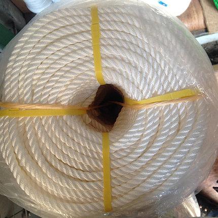 Веревка крученая 8мм 100 метровый  в Алматы, фото 2